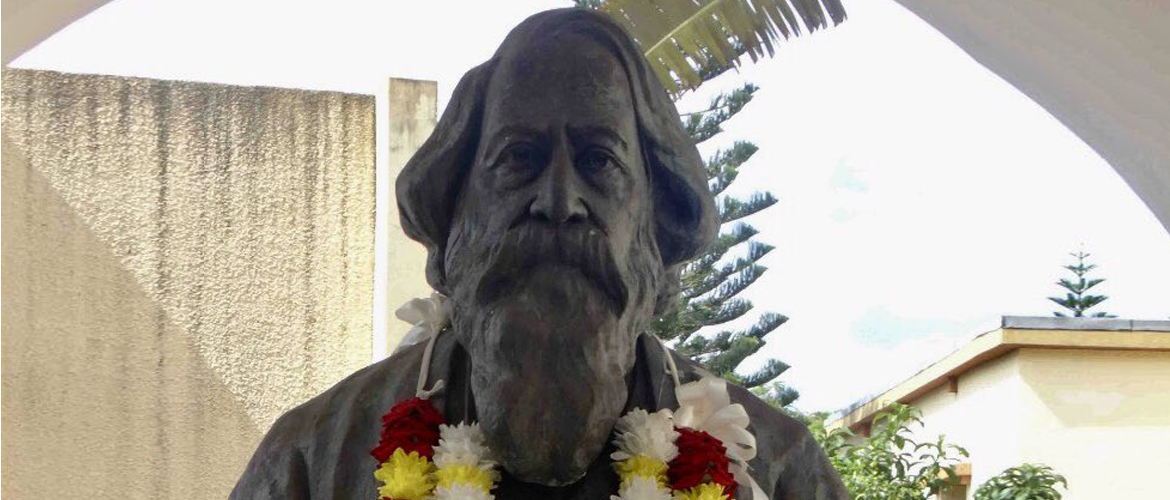 Celebrating the philosophy and works of Gurudev<br> Rabindranath Tagore Institute,Mauritius