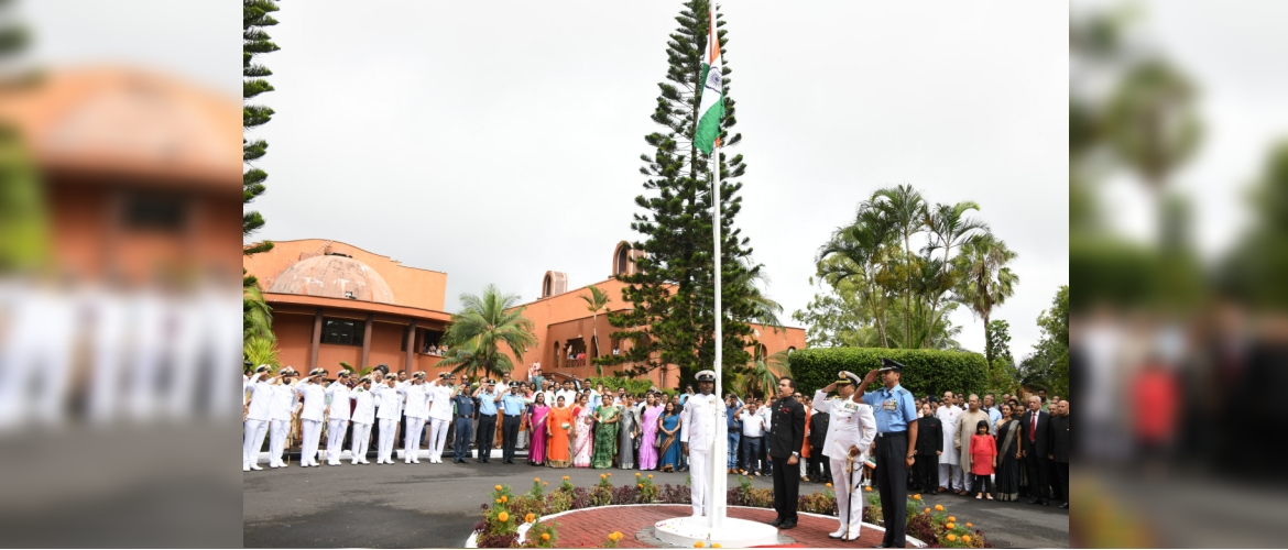 Celebration of 70th Republic Day of India in Mauritius