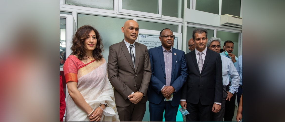 Mauritius launches Covid vaccination campaign with India-gifted vaccines