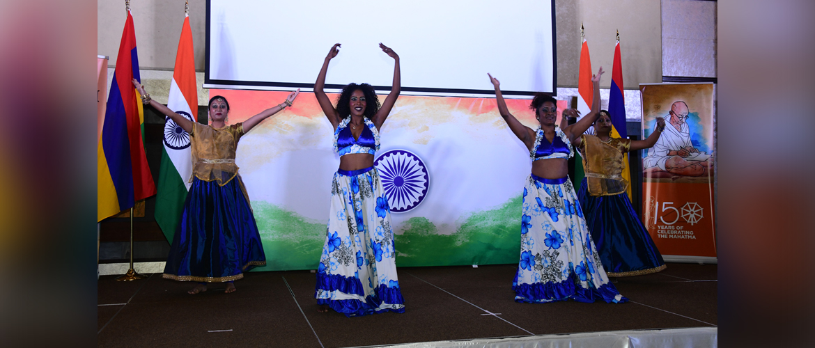 72nd Anniversary of India's Independence Day Reception