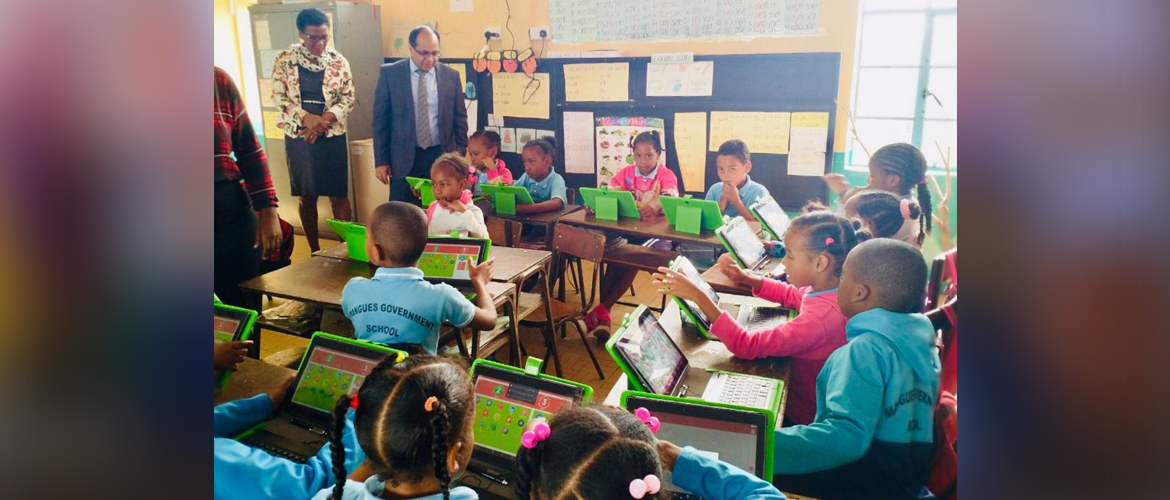 Early Digital Learning Programme