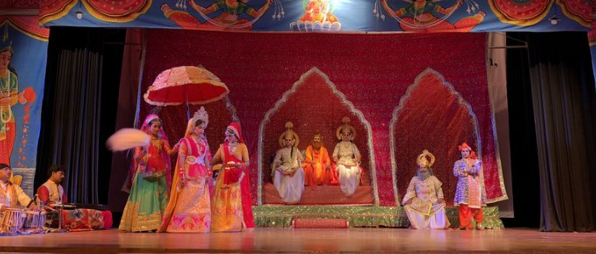 Ramleela By Ayodhoya Research Centre