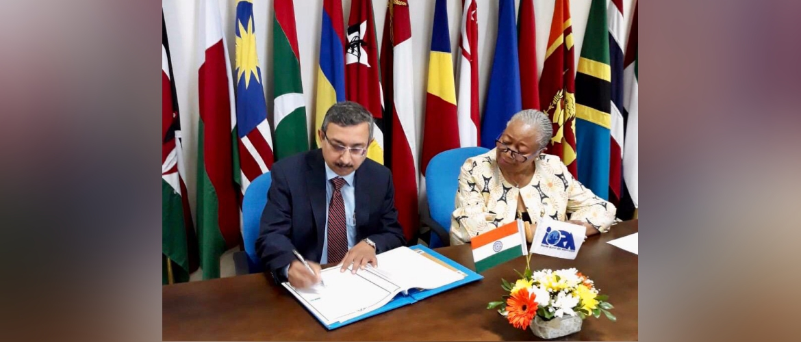 India signs IORA MoU on Coordination & Cooperation of Search and Rescue (SAR) Services in Indian Ocean Region<br>